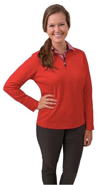 Female Davis 1/4 Zip Pullover