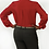 Thumbnail: Addison Blouse: Red
