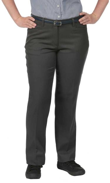 Female Pelham Pant: Charcoal