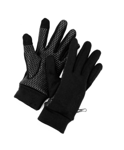 Fitted Tech Touch Gloves