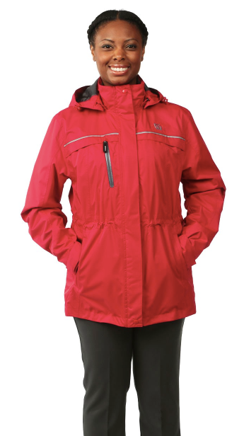 Female Parka Jacket