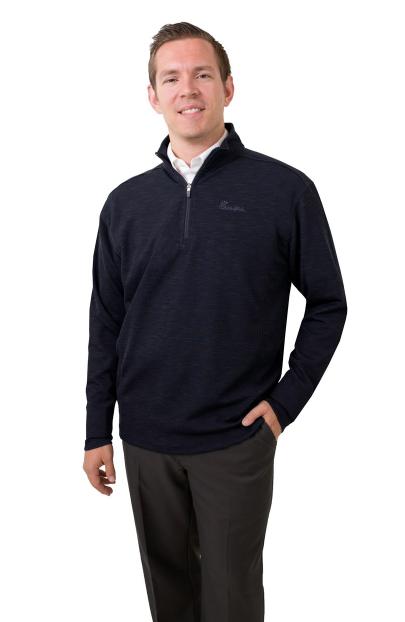 Male Davis 1/4 Zip Pullover