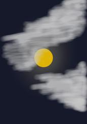 הירח עכשיו
