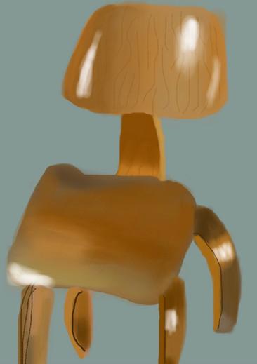 כיסא לרציניות