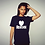 Thumbnail: Lou-Mae - Heart Reborn - T-Shirt