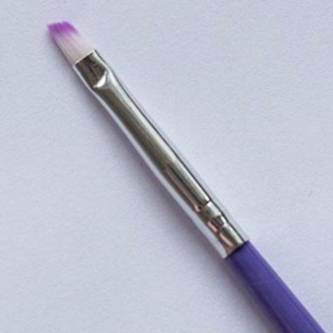 Purple Slanted Filbert