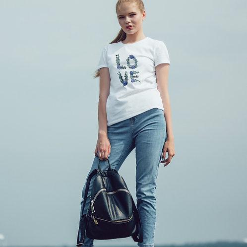 Lou-Mae - Love Blue - T-Shirt