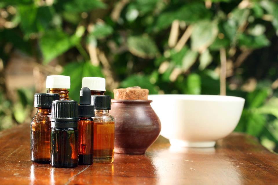 Aceites de Aroma Terapia