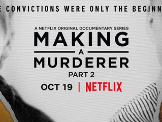 MAKING A MURDERER, Season 2 - Sir Peter Jackson Statement