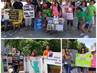 Global Awareness Rallies-Seeking Justice & Freedom for Brendan Dassey & Steven Avery