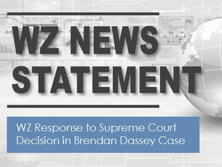 WZ Response to Supreme Court Decision in Brendan Dassey Case