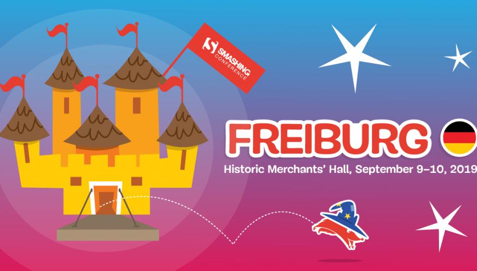 The 8th SmashingConf Freiburg Is On Its Way
