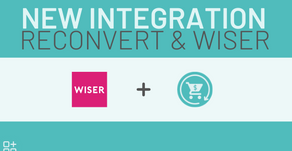 Wiser Personalized Recommendations + ReConvert Integration