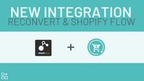 ReConvert + Shopify Flow