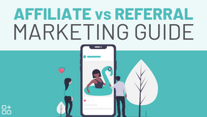 The 5 Main Differences Between Affiliate and Referral Marketing