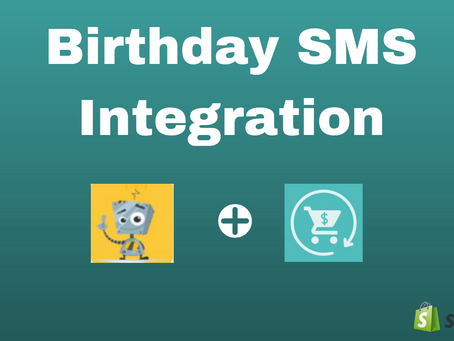 How to Send Birthday SMS Messages With Tobi
