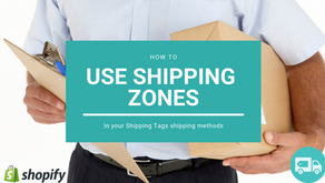 How to Use Shipping Zones In Shipping Tags