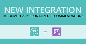 Personalized Recommendations + ReConvert Integration