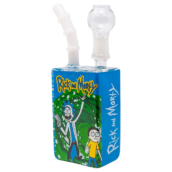 Rick And Morty Dab Rigs - Maple Craft