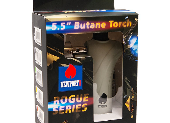 Newport Zero Rogue Gray 5.5 Inches Butane Torch