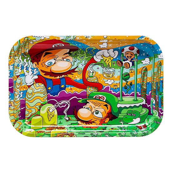 Assorted Small Cartoon Rolling Trays
