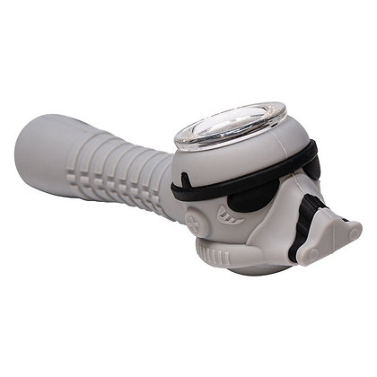 Star Wars Storm Trooper Silicone Pipe