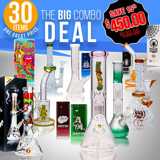 The Big Combo Deal - 30 Items