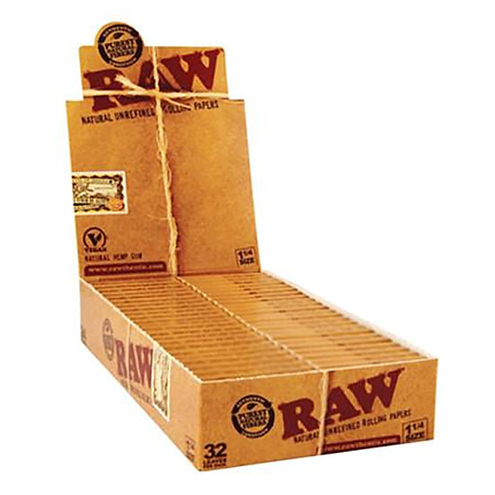 RAW Classic 1.25 Rolling Papers
