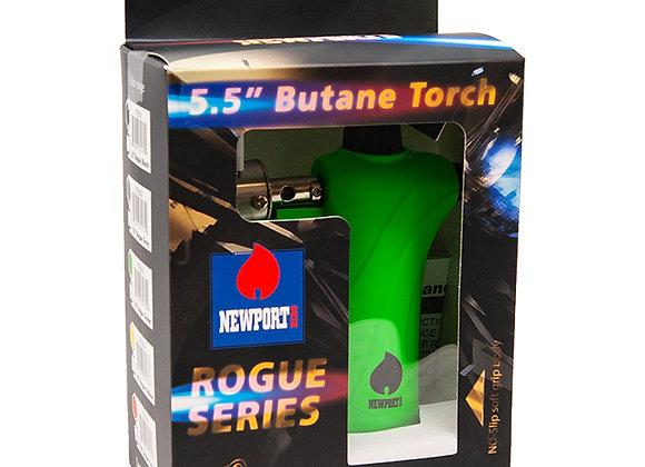 Newport Zero Rogue Green 5.5 Inches Butane Torch