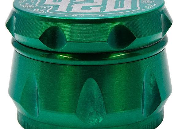 Canada 420 Grinder - Crown Glass