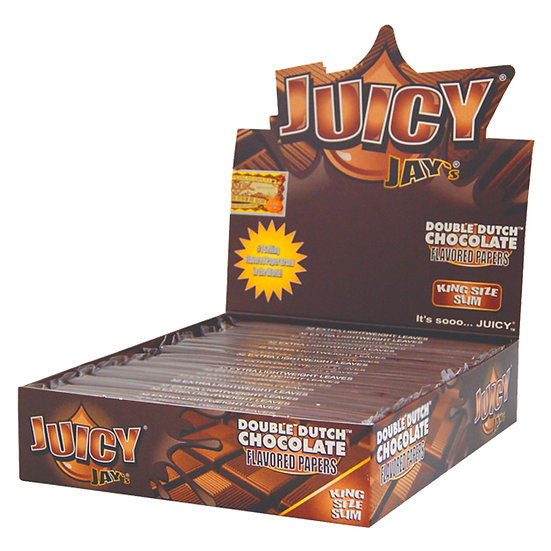 Juicy Jay King Size Rolling Papers