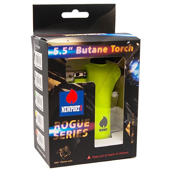Newport Zero 5.5 Inches Rogue Yellow Butane Torch