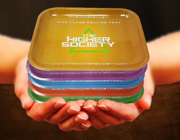 Higher Society Rolling Tray Deal - 20 Pcs