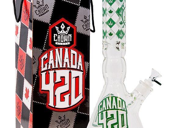 "Canada 420 14"" Bong"