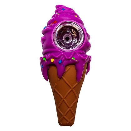 Silicone Ice-Cream Pipe