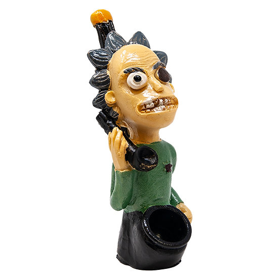 The Zombie Terracotta Pipe