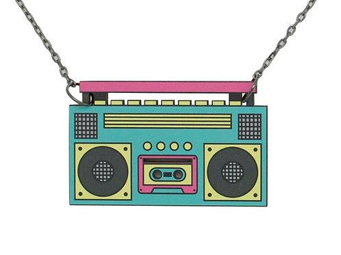 80s Retro Necklace #6110