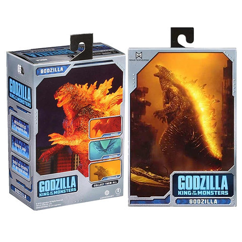 Burning Godzilla 18CM King of the Monsters Action Figure