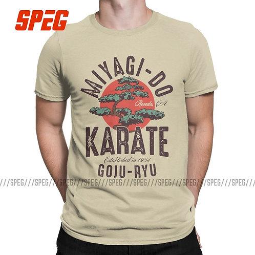Karate Kid Cobra Kai T-Shirts 100% Cotton