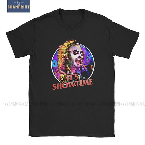 It's Showtime Beetlejuice T-Shirt