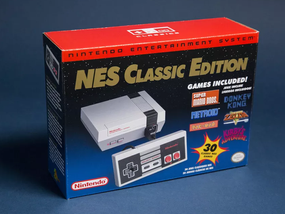 winner drawn! - nintendo nes classic mini console misb