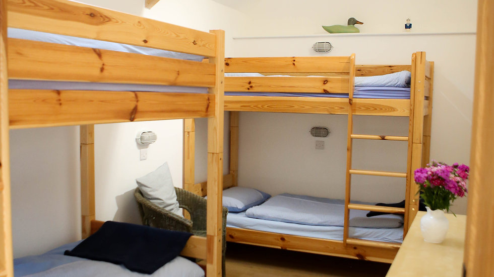 Retreat - Shared Bunk Room Accommodation Per Person
