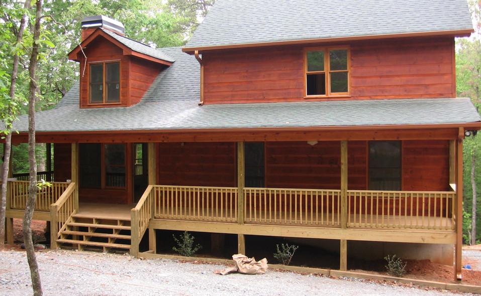 Acadia Cabin