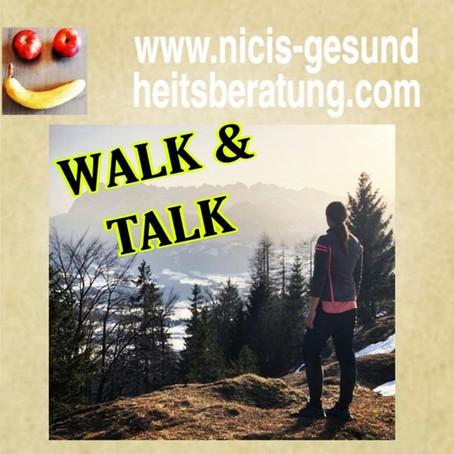 ‼️ Walk & Talk- Reden im Gehen ‼️