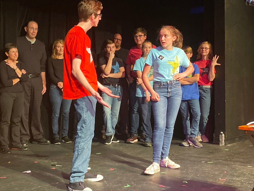 Focus Teen Improv at Hartford Fringe Festival
