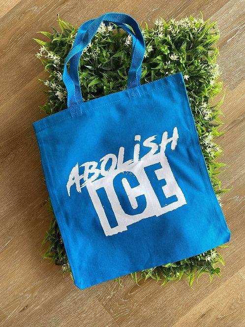 Abolish Ice Tote Bag