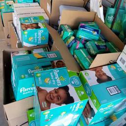 Diaper Donations