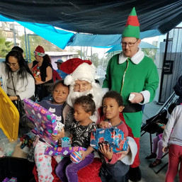 Christmas at the Shelter