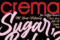 """Mein Espresso hat es ins Magazin """"crema"""" geschafft !!"""