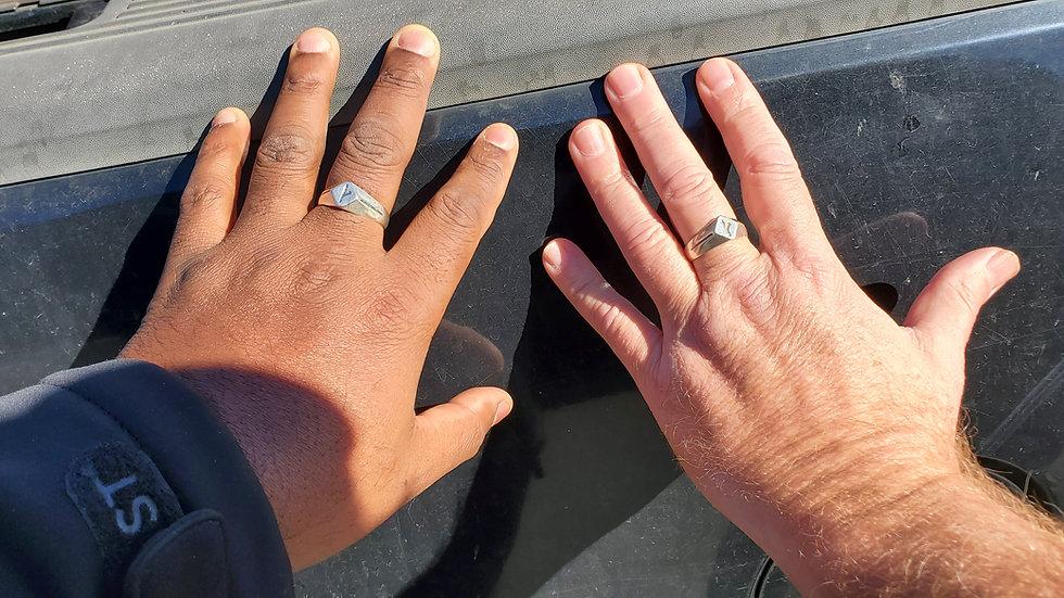 MGTOW Brotherhood ring